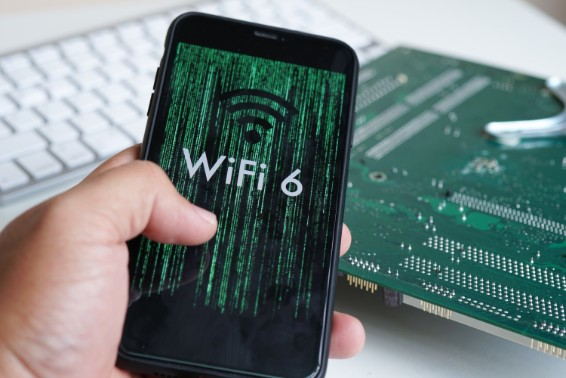 2020 - Wi-Fi 6