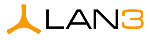 LAN3 logo black text orange 3 transparent 1476x398