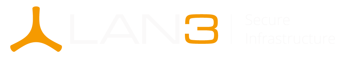 LAN3 logo with tag white text transparent 1111x199