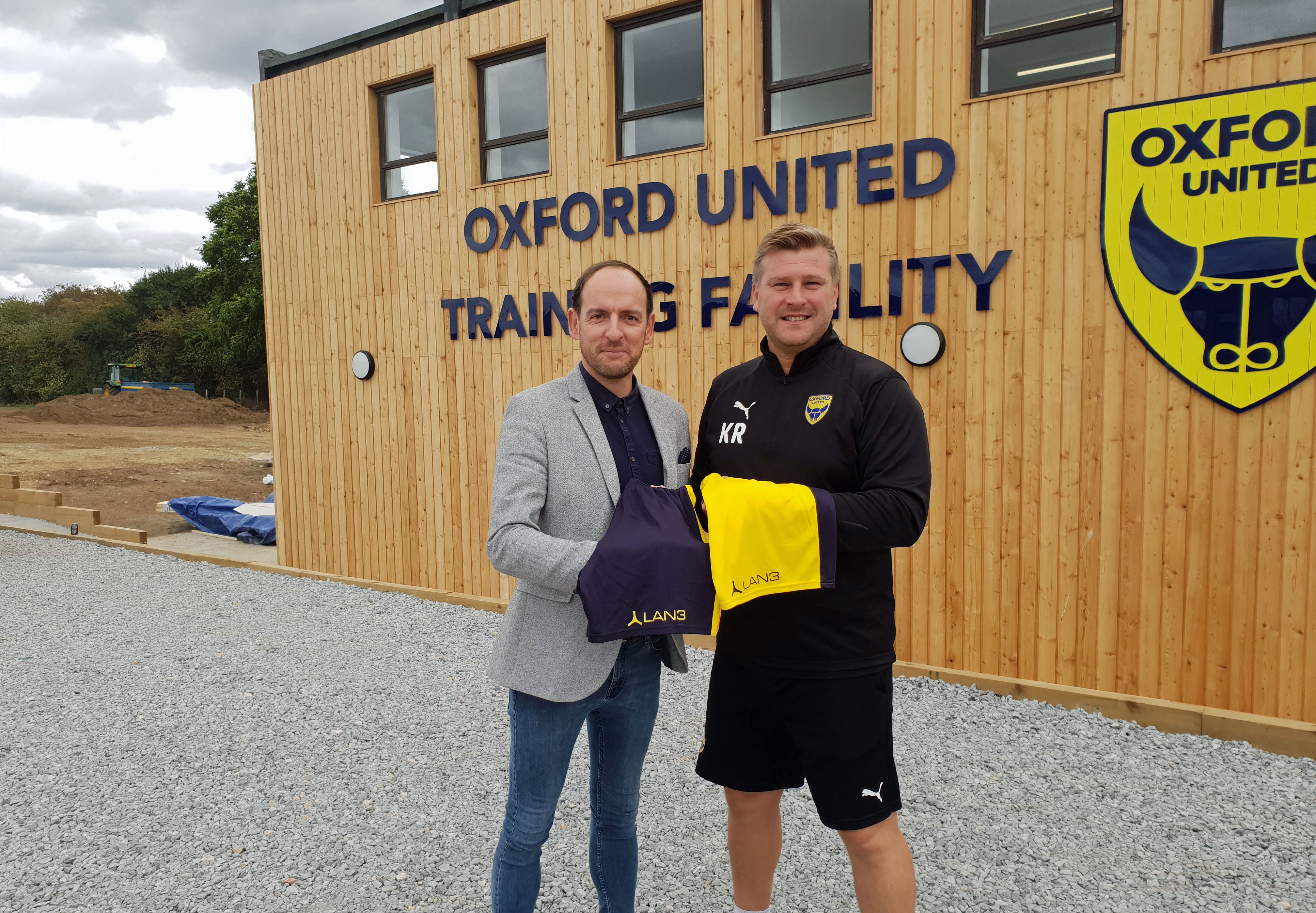 Oxford United F.C and LAN3 Sign Multi-Year IT Agreement